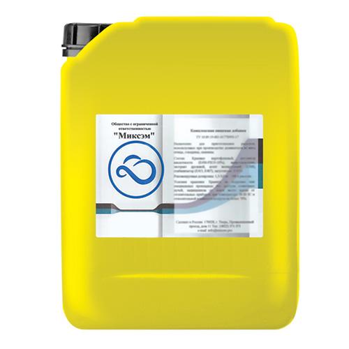 Milex KP — кислотное пенное моющее средство