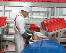 Моющие средства для мясопереработки